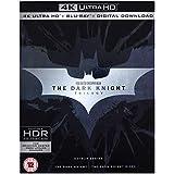 The Dark Knight Trilogy 4K Ultra HD [Blu-ray] [2017] Import