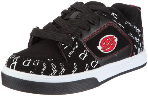 Dockers by Gerli 287310-129026, Chaussures de skateboard mixte enfant Noir-TR-BH