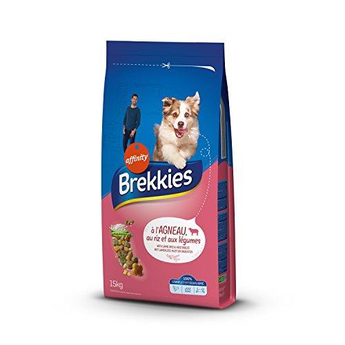 Brekkies Excel Croquettes pour Chien Adulte Multicroc...