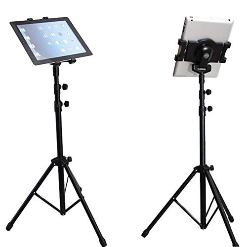 zmigrapddn Universal-Halterung für iPad 234 Mini 123 Air2 Samsung Lenovo (höhenverstellbar)