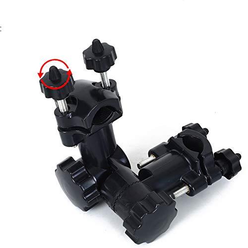 ZRK Multifunktions-Universal-Regenschirm-Einstellstange - Schnellverstellhalterung-Angelstuhl Zubehör-Universalschirmhalterung-Geeignet für Halterungszubehör