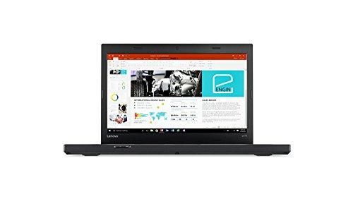 "Lenovo ThinkPad L470 2.50GHz i5-7200U 14"" 1366 x 768Pixel Nero Computer portatile"
