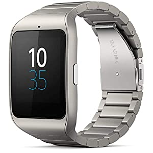 Sony Smartwatch for Android 4.3 - Stainless steel