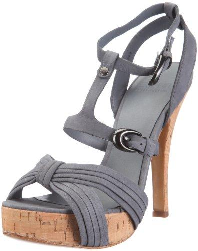 ESPRIT Collection BELKA CC SANDAL R14552 Damen Sandalen/Fashion-Sandalen Blau/Medium Blue