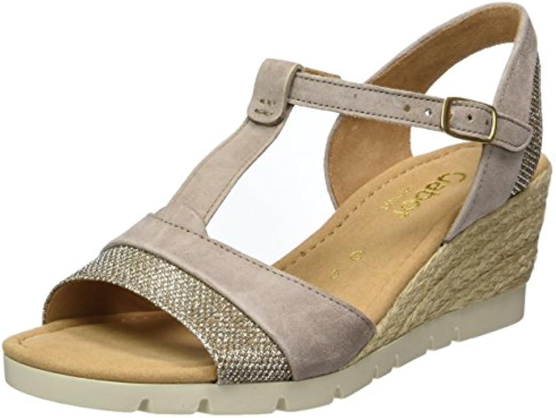Gabor Comfort, Shoes Comfort, Gabor Sandales Bout Ouvert Femme 2f9e02