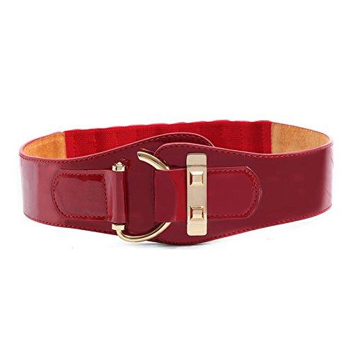 mesdames-mode-ceinture-en-cuir-ceinture-elastiquela-peinture-rouge