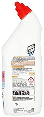 Harpic Toilet Cleaner Bleach White & Shine 750ml - Original : everything five pounds (or less!)