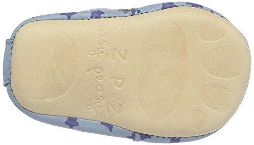 Easy Peasy - Blumoo Nuit, Scarpine e pantofole primi passi Unisex – Bimbi 0-24 Blau (azur/encre)