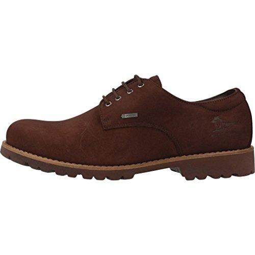 Chaussures de ville, couleur Marron , marque PANAMA JACK, modÚle Chaussures De Ville PANAMA JACK LARSON GTX C1 Marron Marron