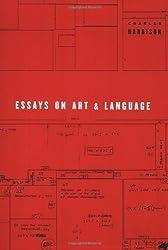 Essays on Art and Language (Writing Art)