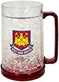 Official Football Merchandise Dimpled Cooling with your favourite football team Pint Design Great for a Gift