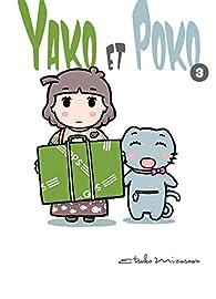 Yako et Poko, tome 3 par Etsuko Mizusawa
