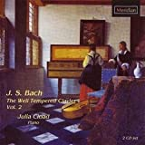 J.S.Bach,the Well Tempered Clavier Vol.2