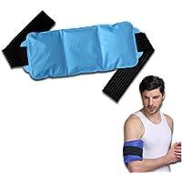 HHORD Wiederverwendbare Eisbeutel mit Strap - Soft & Flexible Gel Pack für Hot & Cold Therapie Heat Pad oder Cold... preisvergleich bei billige-tabletten.eu