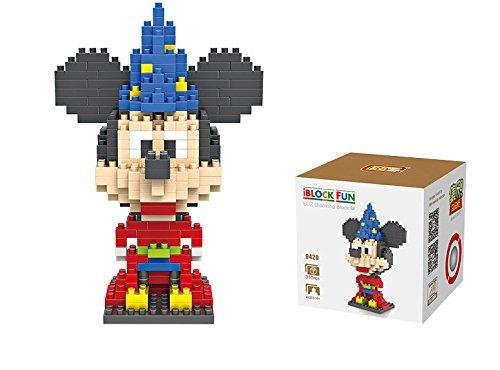 Micro Block Disney - Topolino Stregone