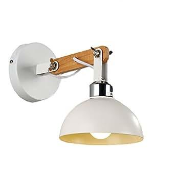 splink moderne applique murale lampe de chevet luminaire en bois pliable e27 pour chambre. Black Bedroom Furniture Sets. Home Design Ideas