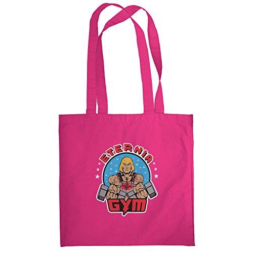 Texlab–Eternia Gym–sacchetto di stoffa Pink