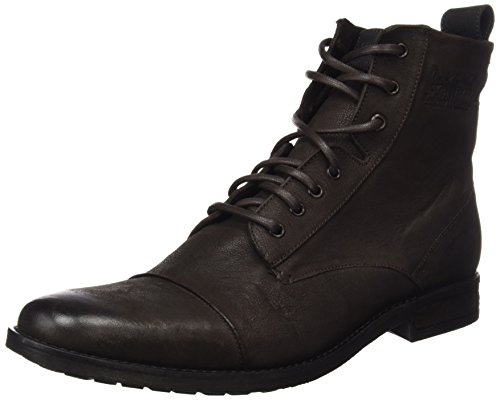 Levi'sMaine Lace Up - Stivali Uomo, Marrone (Braun (Dark Brown 29)), 42
