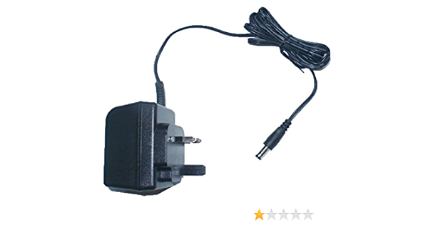 Replacement Power Supply for HOTONE SKYLINE GRASS UK 9V HK