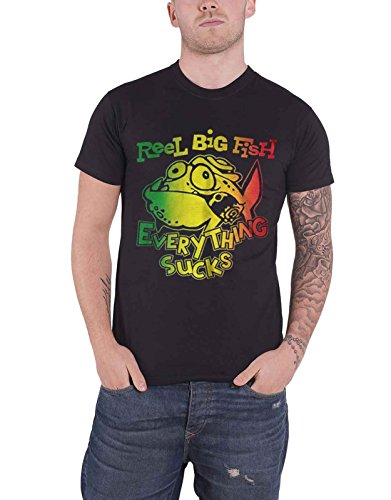 Reel Big Fish Everything Sucks T-Shirt L
