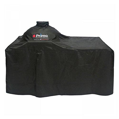Counter-abdeckung (BBQ-Scout 8423 Primo Abdeckung für Oval 300 Large im Counter Top Tisch)