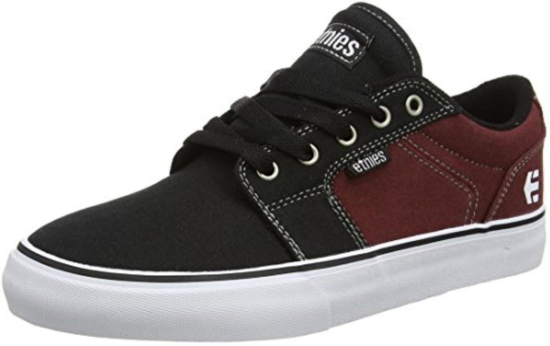 Etnies Barge Ls Black/red/black  - Zapatos de moda en línea Obtenga el mejor descuento de venta caliente-Descuento más grande