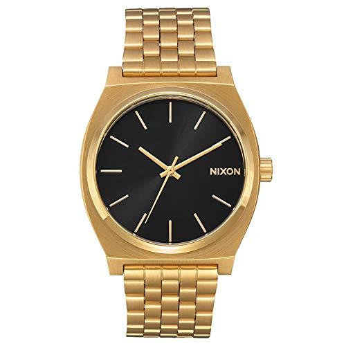 Nixon orologio analogico quarzo unisex adulto con cinturino in acciaio inox a045-2042-00