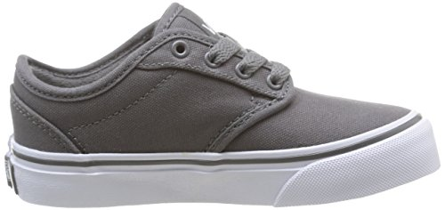 Vans Y Atwood, Baskets mode mixte enfant Gris (Pewter)