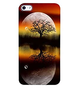 ColourCraft Night Vision Design Back Case Cover for APPLE IPHONE 4S