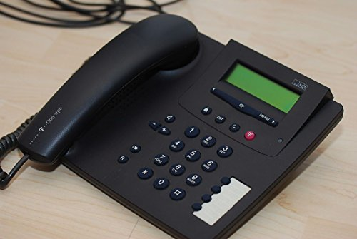 Telekom T-Concept P522 Schurgebundenes ISDN-Telefon schwarzblau