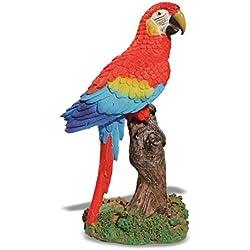 bricabreizh Figurine Perroquet 13cm