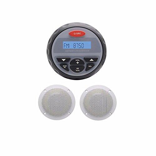 4-impermeabile-marino-gauge-radio-fm-am-audio-stereo-bluetooth-4-altoparlanti-a-2-vie-bianco-marine-
