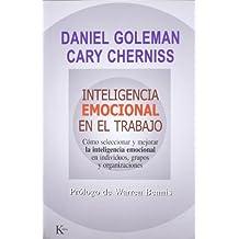 Inteligencia Emocional En El Trabajo / The Emotionally Intelligent Workplace: Como Seleccionar Y Mejorar La Inteligencia Emocional En Individuos, ... for Measure and Improve Emotional Intellig