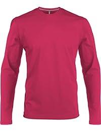 Figurbetontes Langarm T-Shirt