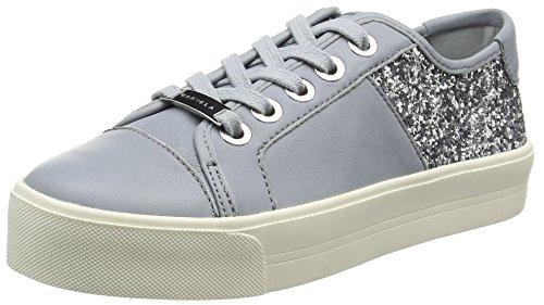 Carvela Damen Louise NP Sneaker, Grau (Grey/Other), 38 EU
