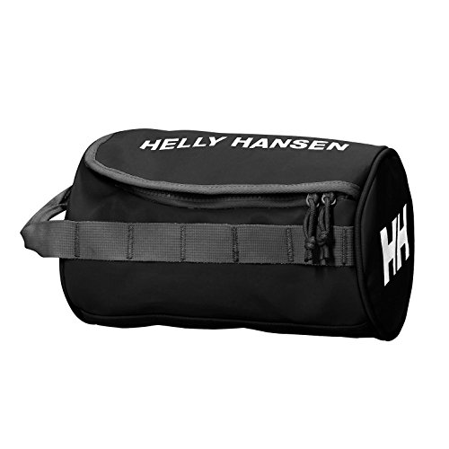 Helly Hansen Wash 2 - Bolsa de lavado, talla única, color Negro (990 Black/Off White/Birch)