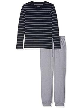 Schiesser Jungen Zweiteiliger Schlafanzug Family Anzug Lang