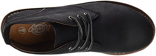 Dickies Nebraska, Chaussure de Desert Homme Noir