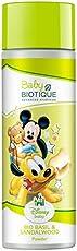 Disney Baby Bio Basil & Sandalwood Mickey Powder (150g)