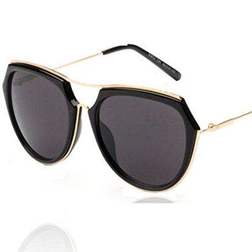 Runde konfrontiert polarisierende Sonnenbrillen/Net rot Vintage Sonnenbrillen/Rosa Spiegel/Frosch-Spiegel-F
