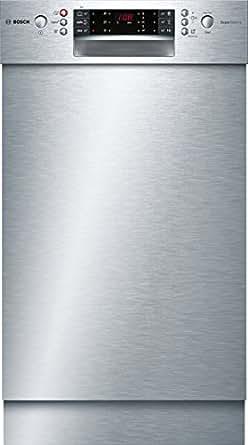 Bosch SPU66PS00E Stainless Steel Unterbau Geschirrspüler, 45 Cm, A++, 9  Maßgedecke: Amazon.co.uk: Large Appliances