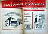 Telecharger Livres AUX ECOUTES DU MONDE No 1889 du 30 09 1960 S O S DES ETATS UNIS A LA BANQUE D ANGLETERRE LE TRPLE ISOLEMENT DE LA FRANCE LA BOMBE ATOMIQUE DISLOQUE LA MAJORITE G MEUNIER PADRY (PDF,EPUB,MOBI) gratuits en Francaise
