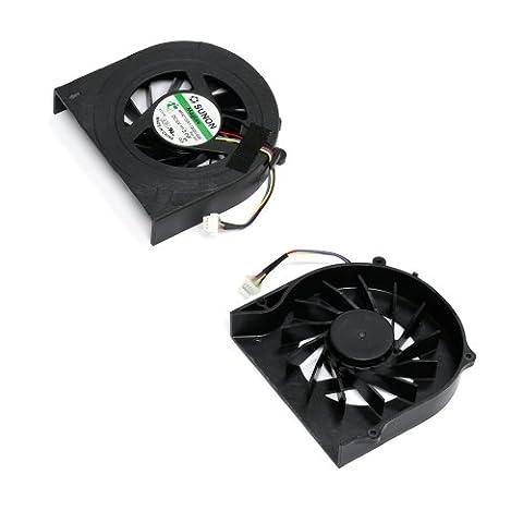 Livraison Gratuite / Ventilateur compatible pour ordinateur PC Portable HP PROBOOK 4720S 598677-001, Neuf garantie 1 an, FAN, NOTE-X / DNX