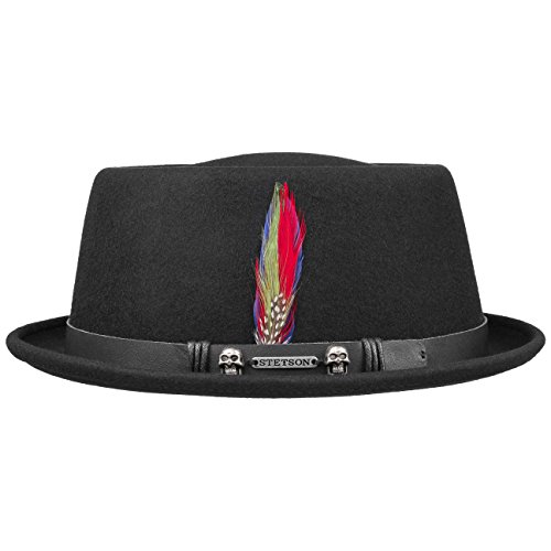 pennsylvania-woolfelt-cappello-stetson-cappello-di-feltro-cappello-da-uomo-xl-60-61-nero