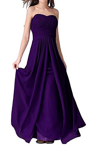 Ivydressing -  Vestito  - linea ad a - Donna Violett-1