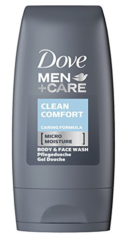 Dove Men+Care Duschgel, Clean Comfort, 6er Pack (6 x 250 ml)