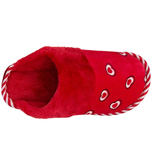 Aerusi , Chaussons pour femme red