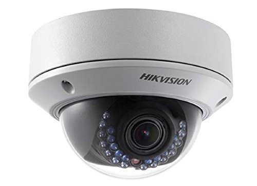 Hikvision DS-2CD2712F-I Outdoor Network IR DOME Camera Network Surveillance Camera 1.3 MP 1280 X 960