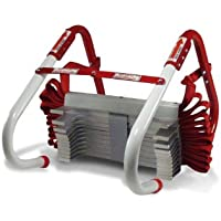Kidde Notfall-Leiter / Feuerleiter für 2-stöckige Gebäude, 3,9 m