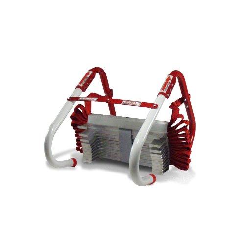 feuerleiter strickleiter Kidde Feuerleiter, Fluchtleiter, 3 Etagen, 7,6m